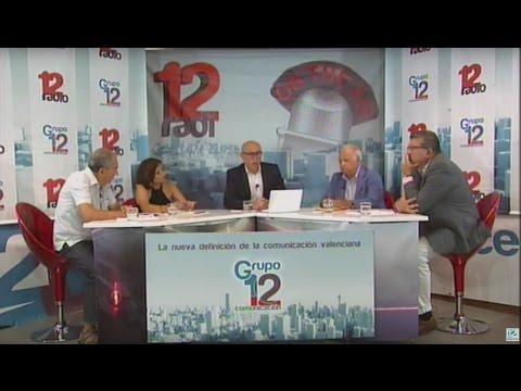 Tertulia política Radio 12 - 13 de julio de 2016