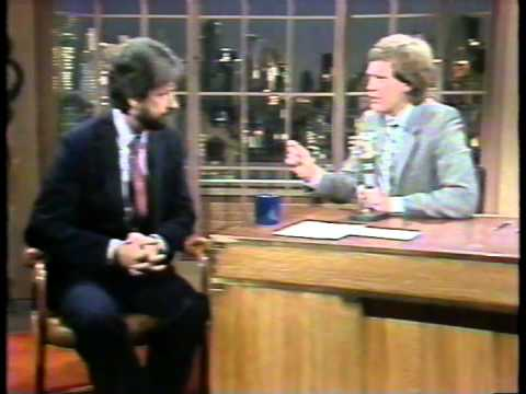 Michael Nesmith (Monkees) on David Letterman