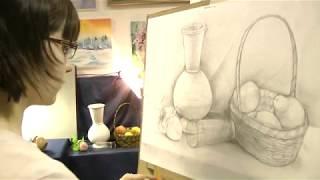 Основы академического рисунка. Подготовительные курсы по рисунку спб