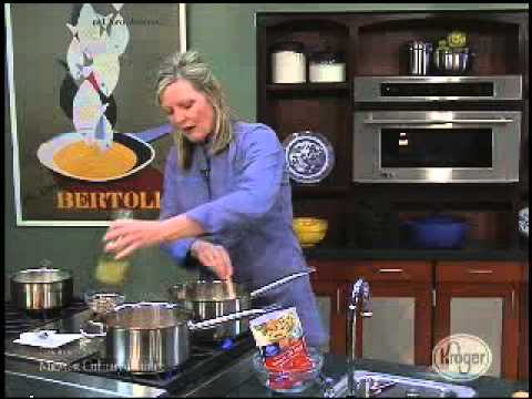"""Kroger Creations with Chef Meg Galvin #33 (""""Souper"""" Easy Soups)"""