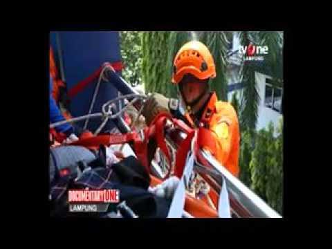 KSR Darmajaya Simulasi Vertical Rescue