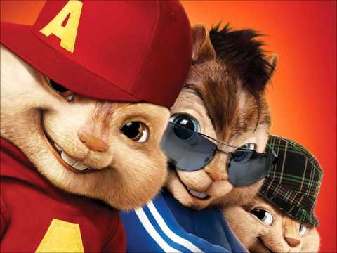 Never Gonna Be Alone by Nickelback (Chipmunk Version)HD