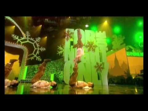 For One Night Only - The Zhejiang Acrobats Troupe