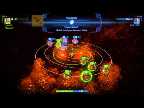 Game giveaway (SpaceChem+DLC).  Gameplay of Planets Under Attack  