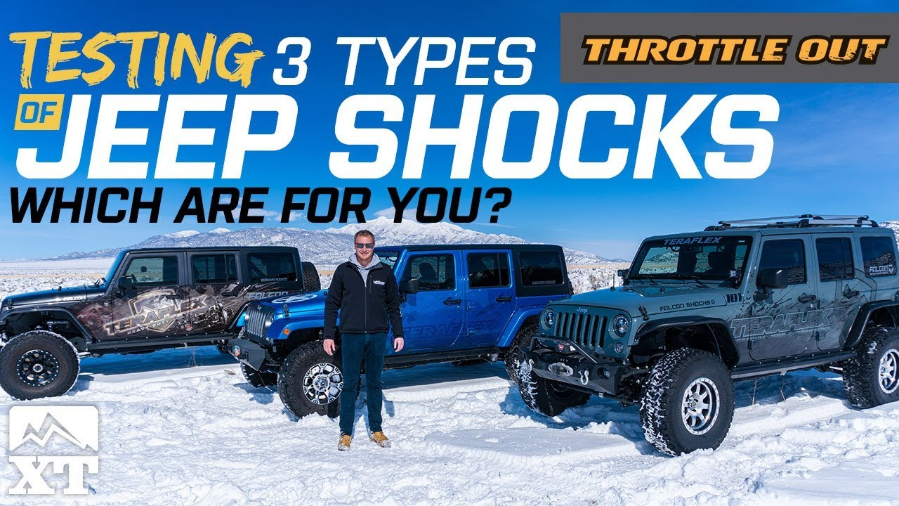 Top 8 Best Shocks for Jeep JK – The Best Buying Guide and Top