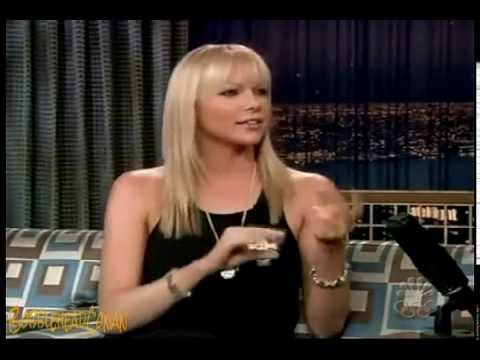 Conan O'Brien 'Laura Prepon 5/18/04