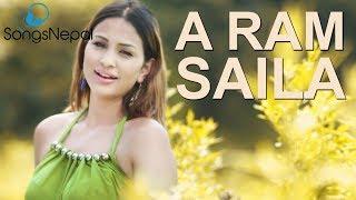 A Ram Saili - Lakpa Sherpa Ft. Ranjit and Anu Shah | New Nepali Pop Song 2017