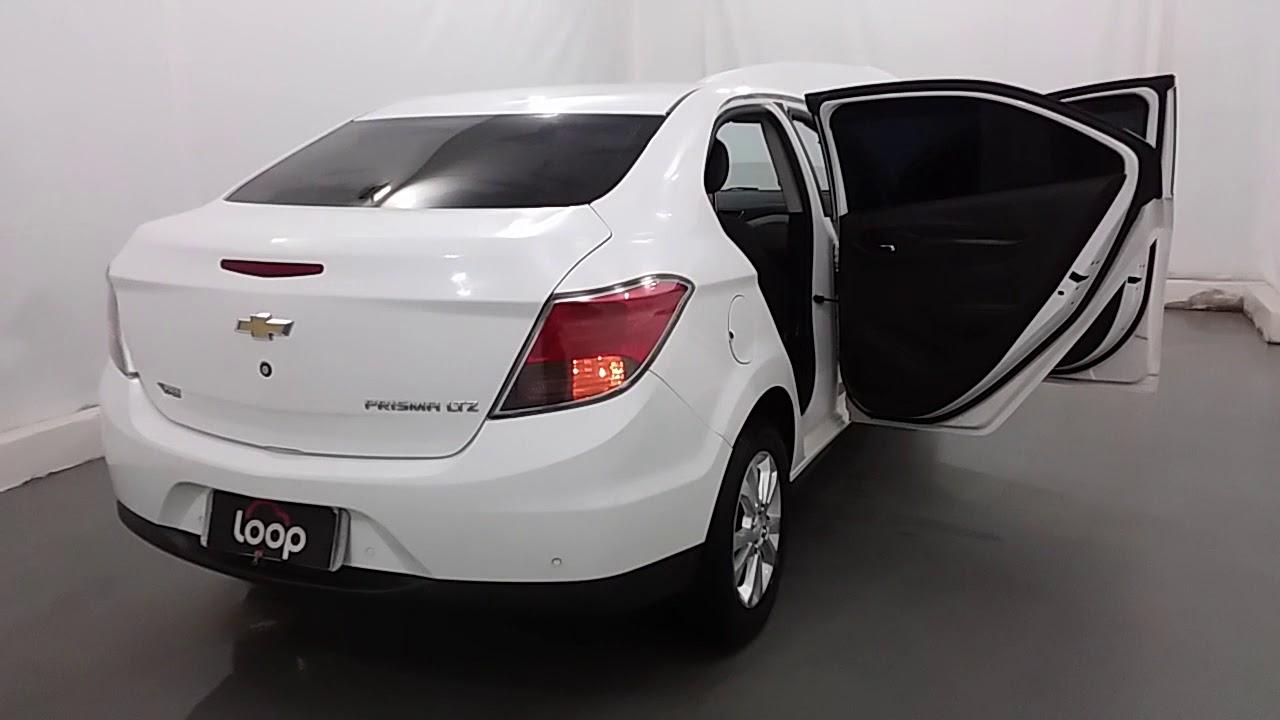 Gm - Chevrolet Prisma 1 4mt Ltz 1 4 4p 2014  2015