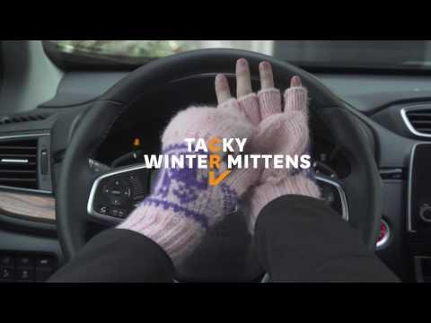 2017 Honda CR-V Heated Steering Wheel