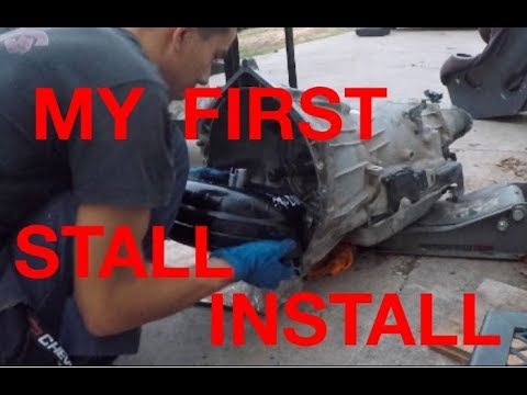 STALL INSTALL | BTR STAGE 4 | RACES | CHARGER R/T VS CAMMED SILVERADO