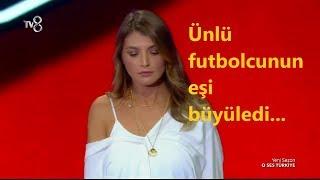 Ünlü Futbolcunun Eşi O Ses Türkiyeyi Büyüledi