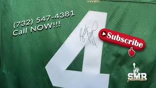 Signed Jerseys Purchased from a New Deal - SMR Collectibles