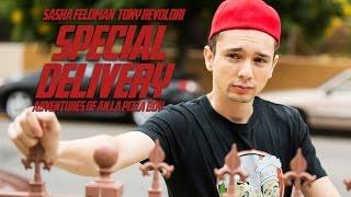 Special Delivery ft. Tony Revolori & Arielle Kebbel