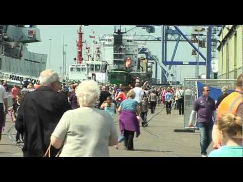 Immingham 100 - Ports Open Day