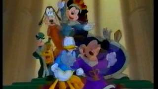 The Recuers Down Under and The Prince and the Pauper (1990) Disney Home Video Australia Trailer