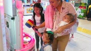 Vlog ke Wahana Bermain Anak di Duta Mall Trans Studio Mini - Transmart Banjarmasin 2018