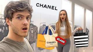 SPOILING MY GIRLFRIEND WITH EVERYTHING SHE WANTS!