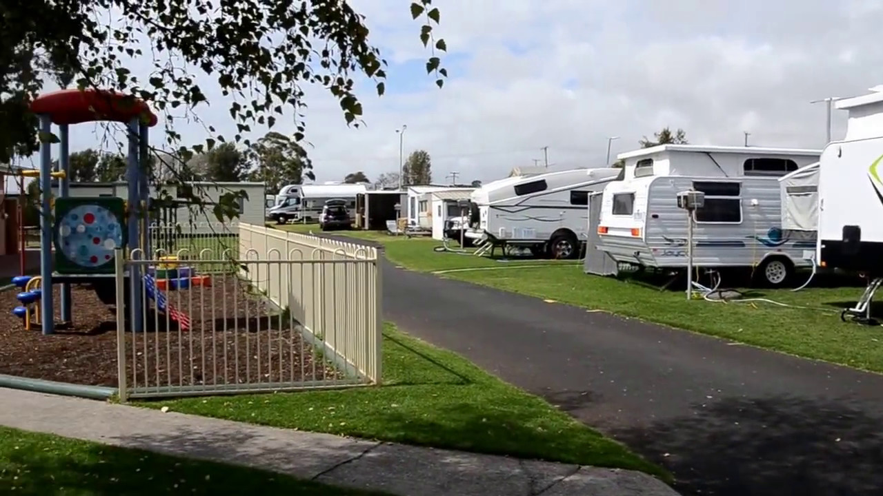 Big4 Ulverstone Tourist Park Caravan Park Cabin Accommodation Camping