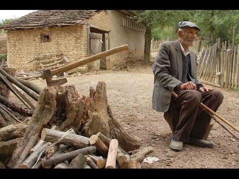 Na kucnom pragu (ceo film) -Obicaji Radjevine-Dobrivoje i Dobrila Pantelic