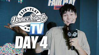 Fair Play Dance Camp 2019 | Day 4 [FAIR PLAY TV]