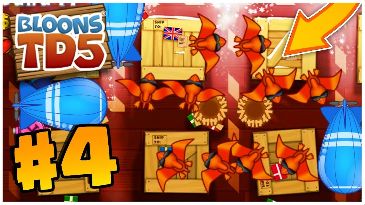 btd5 new towers