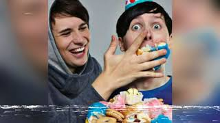 Dan and Phil--Paparazzi--