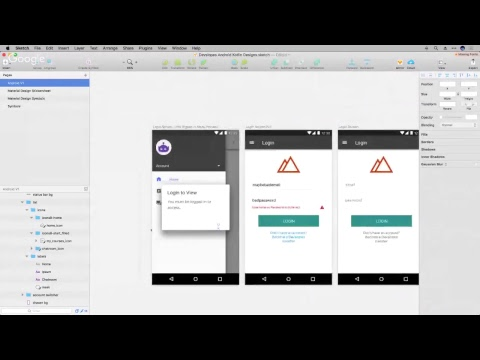 Live Coding the Devslopes Android app in Kotlin (Part 1)