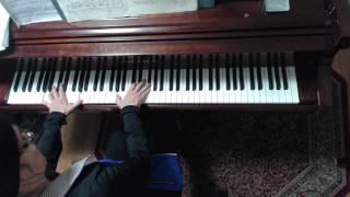 "(HD) Schumann ""An Important Event,""  Wichtige Begebenheit, Kinderszenen, Op. 15 No. 6"