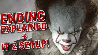 IT Ending Explained Breakdown And IT Chapter 2 Setup