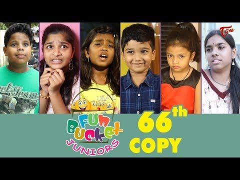 Fun Bucket JUNIORS  Episode 66  Kids Funny s  Comedy Web Series   Sai Teja   TeluguOne