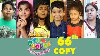 Fun Bucket JUNIORS Episode 66 Comedy Web Series By Sai Teja TeluguOne