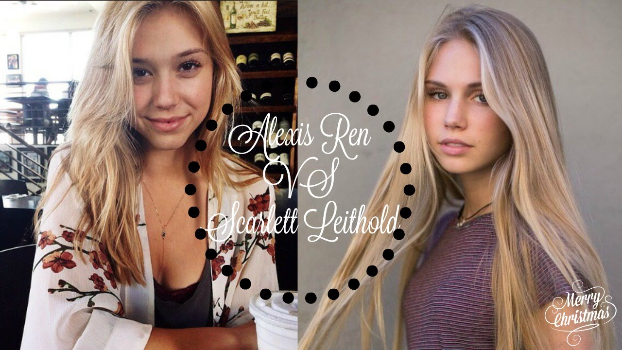 Youtube Scarlett Leithold nude photos 2019