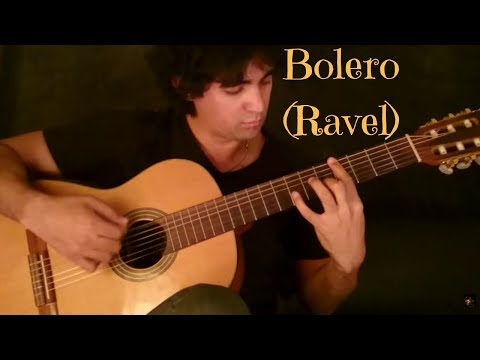 17. Bolero (Maurice Ravel) - Classical Guitar by Luciano Renan