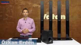 Samsung Ht-H4550R 3D Bluray 5.1 Ev Sinema Sistemi İncelemesi