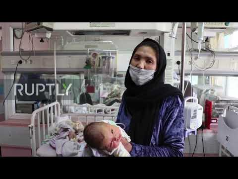 Afghanistan: Babies who survived maternity ward attack moved to other Kabul hospitals