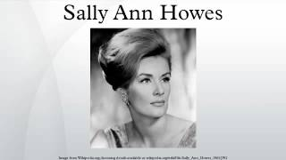 Sally Ann Howes