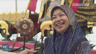 What do people in Brunei say about Chinese president