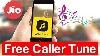 How To Set FREE Caller Tune in your JIO SIM