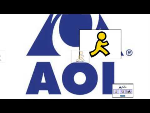 American Online AOL Dial Up Sounds with Welcome, You've Got Mail and more!