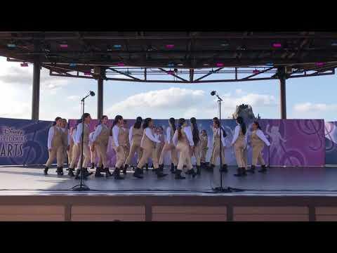 Hialeah Gardens Middle School Chorus Performance