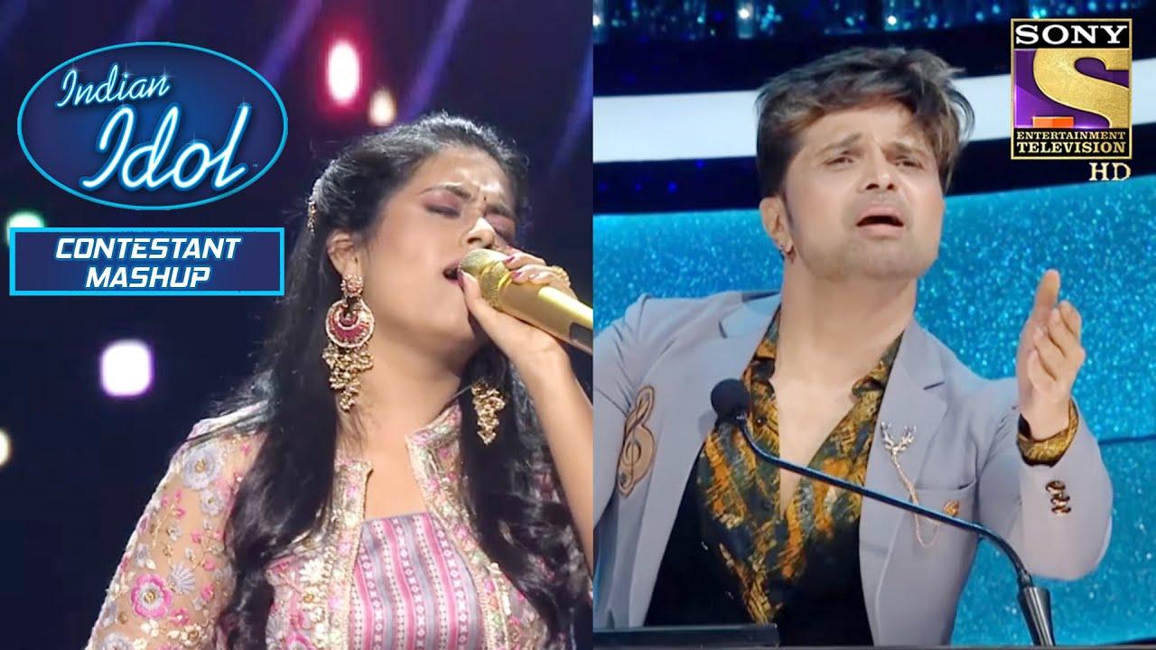 Download Sayali के इस Performance ने जीत लिया सभी का Standing Ovation   Indian Idol   Contestant Mashup