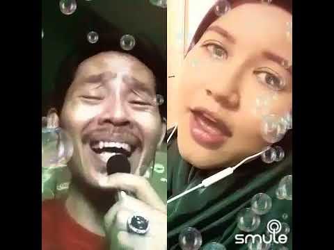 Gubahanku - Broery Marantika : Duet Karaoke Smule Dania & Zahuddin