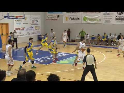 2016/2017, Serie D – 22° Giornata, Basket Bellizzi - Minori Pallacanestro 63-55