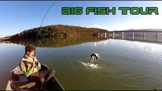 Big fish tour - Lucci al volo dalla barca sul lago di Bilancino!