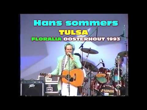 Hans Sommer & Tulsa. How can I write on paper. Floralia Oosterhout 1993 hpvideo Breda 2017