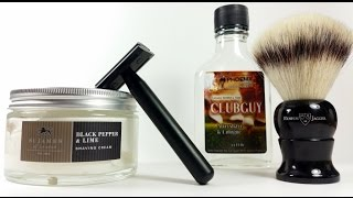 Thoughts On St. James Of London Black Pepper & Lime, Ejxl Brush & Phoenix Clubguy
