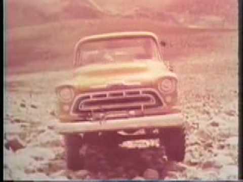 1957 NAPCO Promotional Film!!