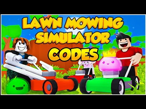 Update Leaked Trading In Lawn Mowing Simulator Roblox Skachat S