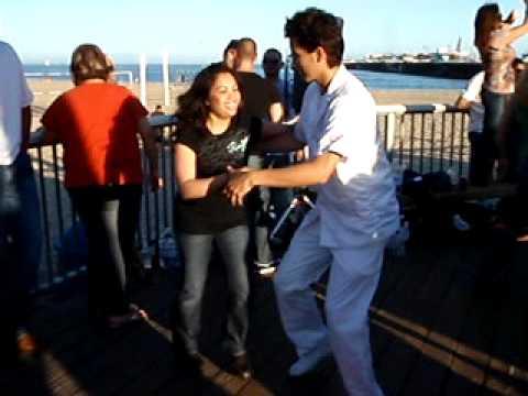 Alan & Devon @ Salsa By The Sea
