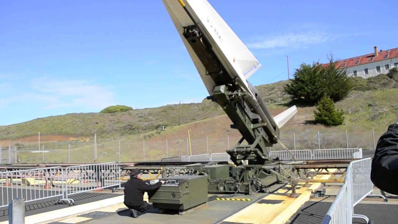 Nike-Hercules Missile